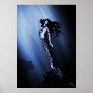 Sirène foncée