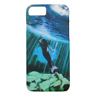 Sirène sous-marine par cas de John Fermin IPhone 7 Coque iPhone 8/7