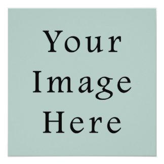 Sjabloon van de Tendens van de Kleur van het 13,3x13,3 Vierkante Uitnodiging Kaart