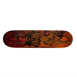 Skateboard 19,7 Cm Tribal