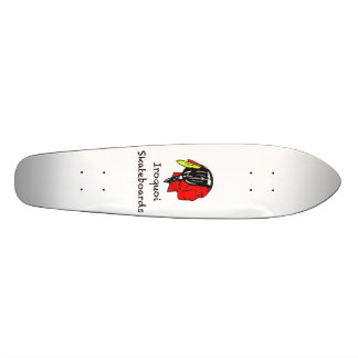 Skateboard 20,6 Cm IroquoiSkateboards-Longboard