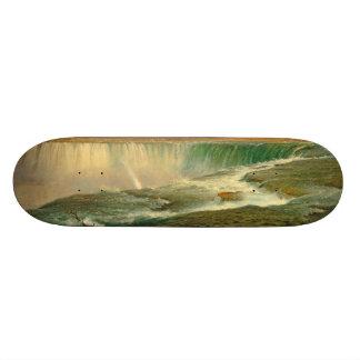 Skateboard 20 Cm Planche à roulettes du Canada de rivière de
