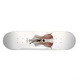 Skateboard 21,6 Cm Tué pour la mise à mort Skateboard01