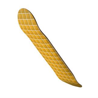 """Skateboard 21,6 Cm Type de plate-forme : graphiques colorés du ¾ 7"""""""