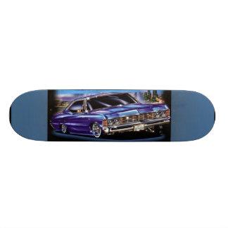 Skateboard Basse voiture de cavalier - planche à roulettes