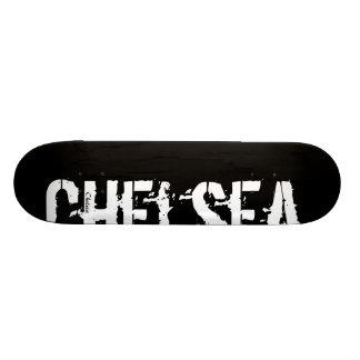 Skateboard Chelsea - style urbain - planche à roulettes