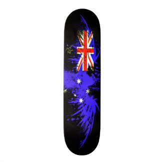 Skateboard Conseil fait sur commande grunge urbain de