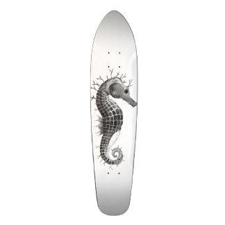 Skateboard Customisable Cheval foncé