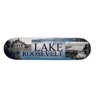 Skateboard Customisable Lac Roosevelt d'ABH