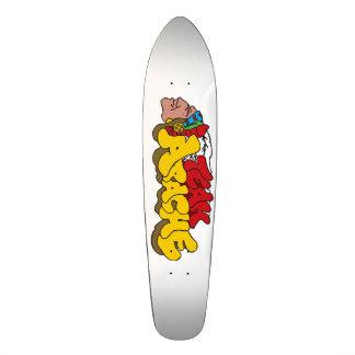 Skateboard Customisable Logo de vieille école d'Apache d'équipe nouveau