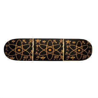 Skateboard Customisable Monde de la SCIENCE