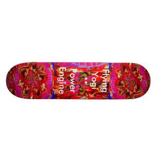 Skateboard Customisable Moteur 2 de puissance de yogi de vol