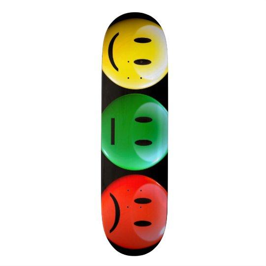 Skateboard Customisable Panneau fait sur commande de parc de contact