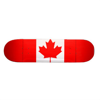 Skateboard Customisable Planche à roulettes canadienne de conception de