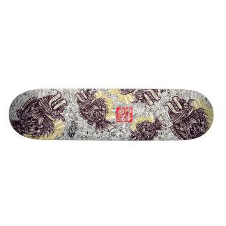 Skateboard Customisable Planche à roulettes de Sakana par le