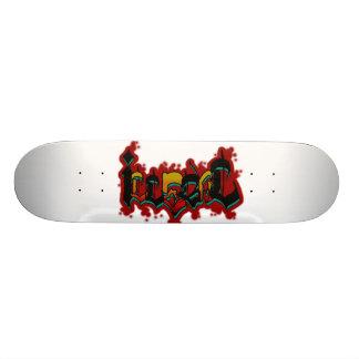 Skateboard Illegal Skate