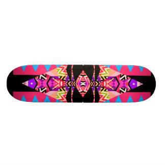 Skateboard Mélange tribal #4 - planche à roulettes