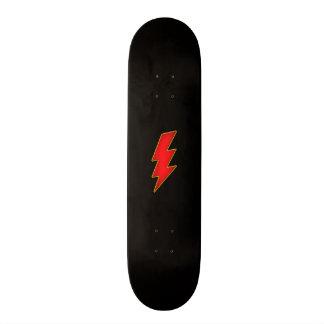 Skateboard Old School 18,1 Cm planche à roulettes de boulon de foudre