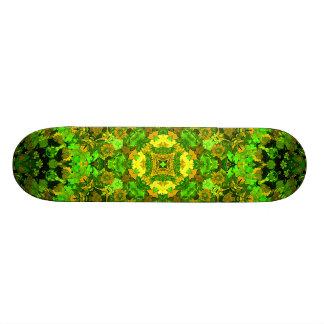"""Skateboard Old School 18,1 Cm Planche à roulettes d'Eco-style """"de marqueterie de"""