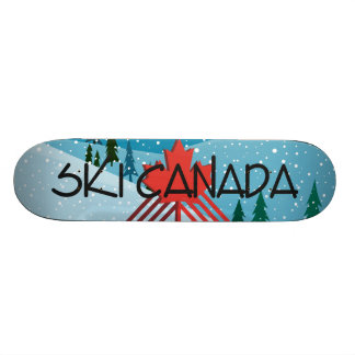 Skateboard Old School 18,1 Cm Ski SUPÉRIEUR Canada