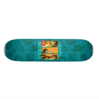 SKATEBOARD OLD SCHOOL  21,6 CM