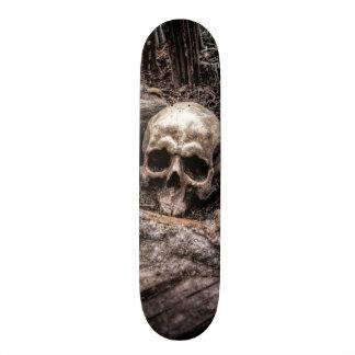 Skateboard Old School 21,6 Cm Planche à roulettes de crâne