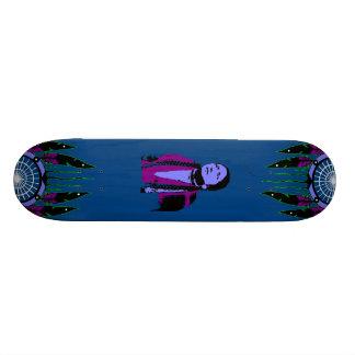 Skateboard Old School 21,6 Cm Planche à roulettes de squaw