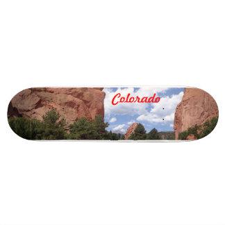 Skateboard Old School 21,6 Cm Planche à roulettes du Colorado