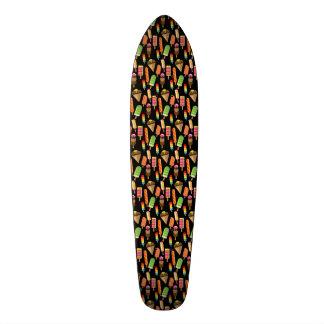 Skateboard Old School 21,6 Cm Plate-forme de Longboard de sucette