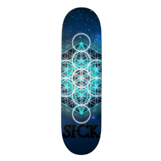 Skateboard Perception astrale