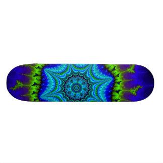 Skateboard Planche à roulettes de fractale
