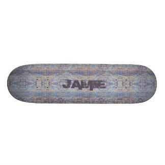 Skateboard Planche à roulettes personnalisable de style de