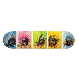 Skateboard Planche à roulettes pour des filles