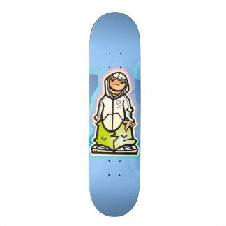 Skateboard Planche à roulettes urbaine de garçon