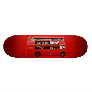 Skateboards Autobus à impériale rouge de Londres