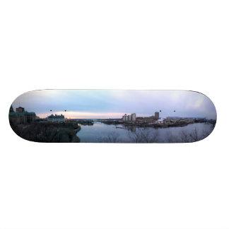 Skateboards Customisés Planche à roulettes de colline du Parlement