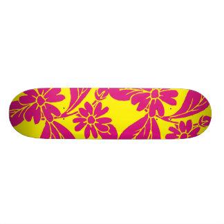 Skateboards Customisés Planche à roulettes de fille de surf
