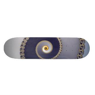 Skateboards Cutomisables En bas - planche à roulettes de fractale