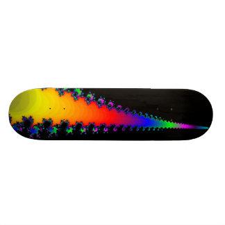 Skateboards Cutomisables Le bord de la fractale : Planche à roulettes faite