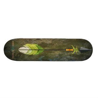 Skateboards Cutomisables Planche à roulettes tribale de conception de