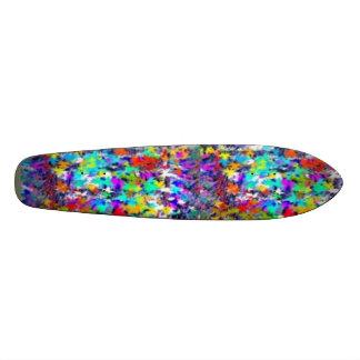 Skateboards Exposition de feuille d'érable
