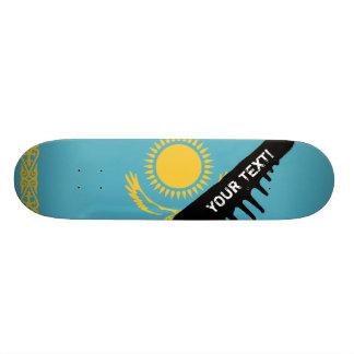 Skateboards Personnalisables Drapeau de Kazakhstan