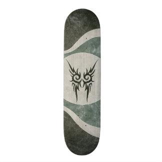 Skateboards Personnalisables Planche à roulettes tribale de hibou