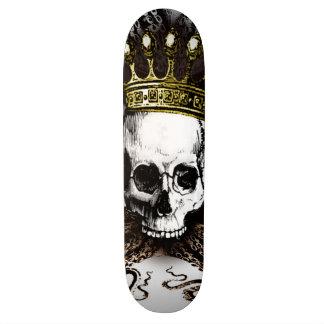 Skateboards Personnalisables Roi de crâne de calmar