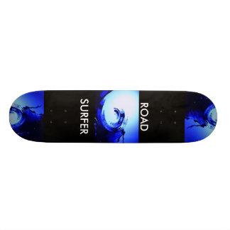 Skateboards Personnalisés Planche à roulettes de SURFER de ROUTE