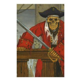 SkeletonCrew.JPG Papier À Lettre Customisable