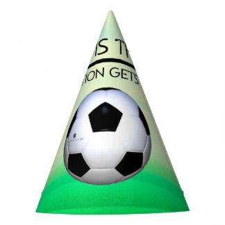 Slogan SUPÉRIEUR de victoire du football Chapeaux De Fètes