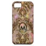 Slossbury Milla viktorianische damast-Eleganz Tough iPhone 5 Hoesje