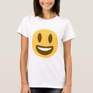 Smiley emoji t shirt
