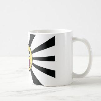 Smiley épique mug